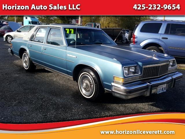1977 Buick LESABRE CU