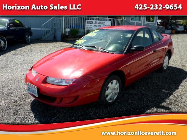 1999 Saturn SC for sale in Everett