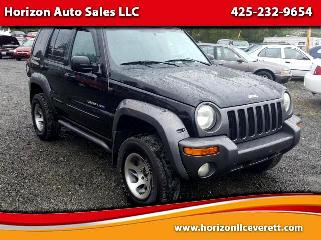 2003 Jeep Liberty Freedom Edition