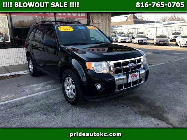 2011 Ford Escape Limited FWD
