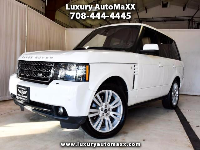 2012 Land Rover Range Rover HSE LUXURY PACKING RARE COLOR COMBO