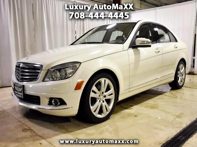 2011 Mercedes-Benz C-Class C300 4MATIC LUXURY AWD XCLEAN MUST SEE !!!