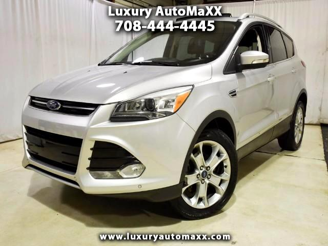 2014 Ford Escape Titanium PKG Eco Boost PANO ROOF PUSH START BUTTON
