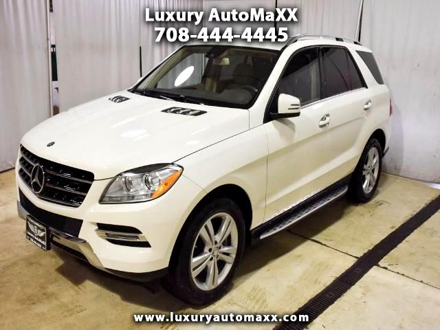 2013 Mercedes-Benz M-Class ML350 4MATIC 1 OWNER CAR EXTRA CLEAN