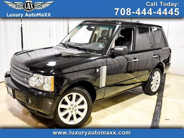 2008 Land Rover Range Rover SuperCharged LOW MILES 70K MUST SEE!!!!!