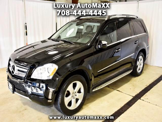 2010 Mercedes-Benz GL-Class GL450 4MATIC 1 OWNER CAR DEALER SERVICED LOW MILES