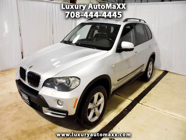 2007 BMW X5 3.0si NAVIGATION PANO ROOF 3RD ROW COLD WEATHER PK