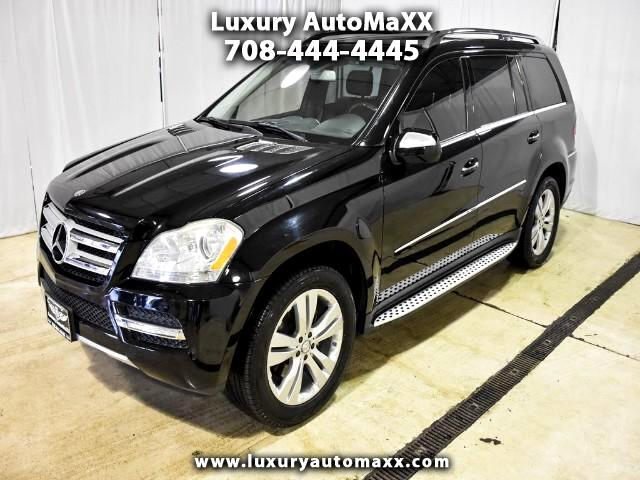 2010 Mercedes-Benz GL-Class GL450 4MATIC P2 PKG PUSH START BUTTON BACKUP CAMER