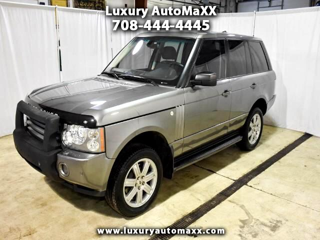 2008 Land Rover Range Rover HSE 4WD BACKUP CAMERA SUNROOF