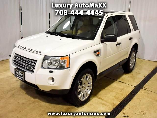 2008 Land Rover LR2 SE LUXURY PANO ROOF AWD