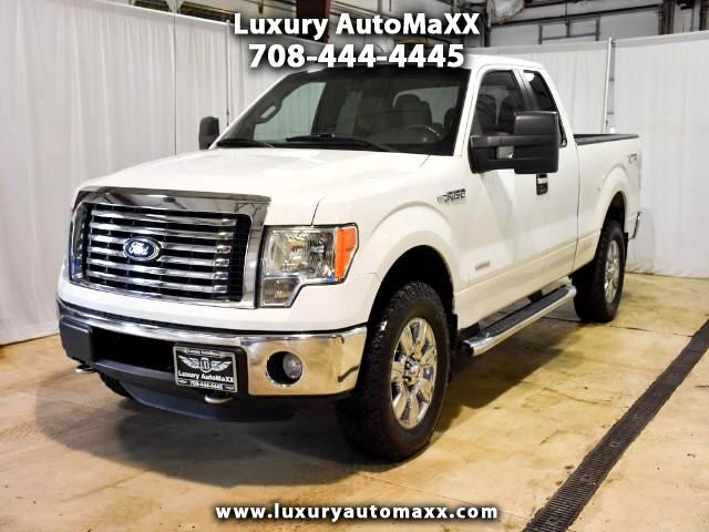 2012 Ford F-150 XL SuperCab 8-ft. Bed 4WD