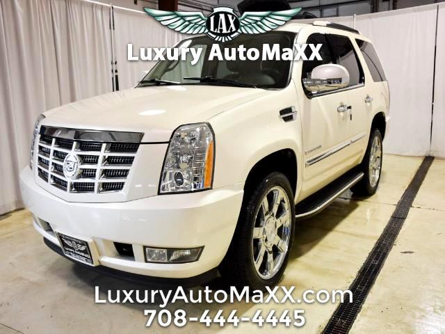 2008 Cadillac Escalade LUXURY CARFAX CERTIFIED DEALER SERVICED