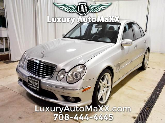 2003 Mercedes-Benz E55 AMG DEALER SERVICED 469HP VERY RARE