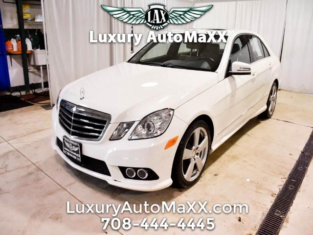 2010 Mercedes-Benz E-Class E350 4MATIC CARFAX CERTIFIED LOW MILES 46K