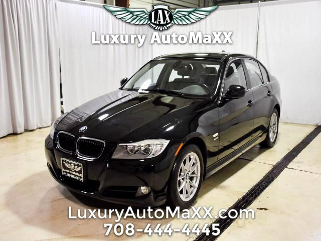 2010 BMW 3-Series 328i xDrive CARFAX CERTIFIED AWD HEATED SEATS N ST