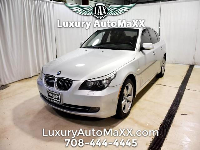 2008 BMW 5-Series 528xi CARFAX CERTIFIED XENON LOADED