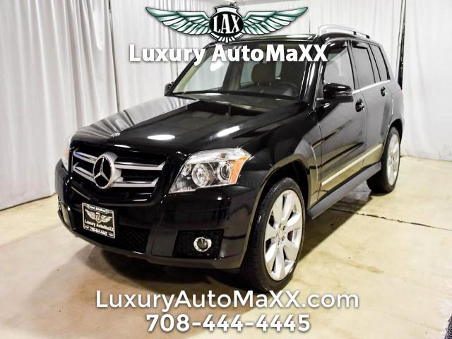 2010 Mercedes-Benz GLK-Class GLK350 4MATIC 1 OWNER NAVI PANO ROOF LOADED