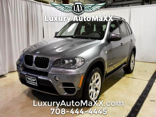 2012 BMW X5 xDrive35i CARFAX CERTIFIED 1 OWNER 3RD ROW