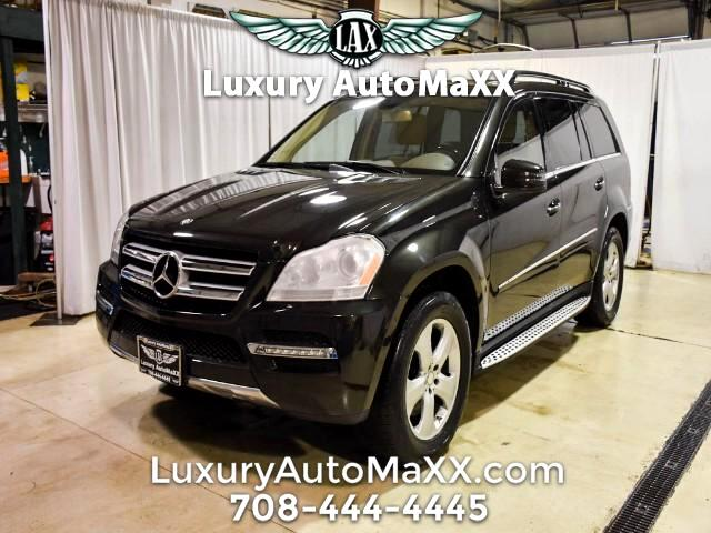 2011 Mercedes-Benz GL-Class GL450 4MATIC 1 OWNER CARFAX CERTIFIED DEALER SERVI