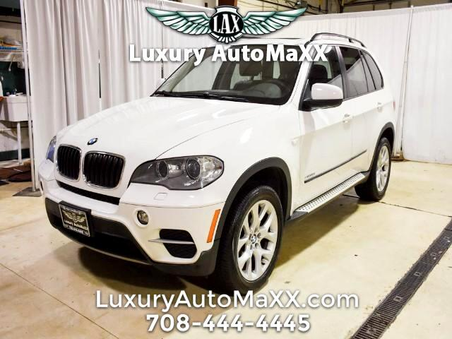 2012 BMW X5 xDrive35i 1 OWNER CARFAX CERTIFIED