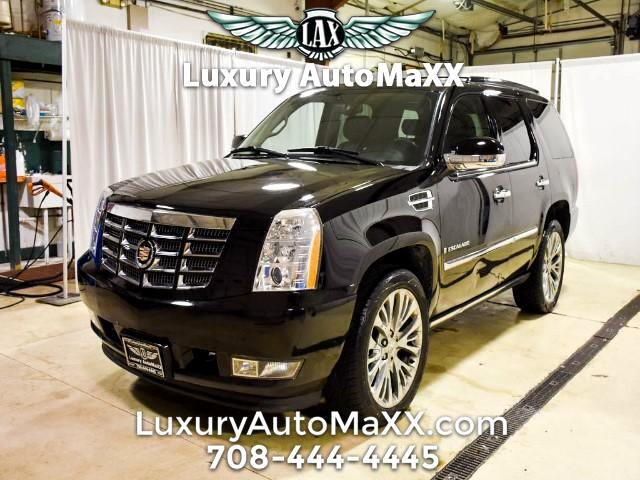 2009 Cadillac Escalade AWD Luxury