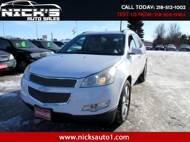 2009 Chevrolet Traverse LTZ AWD