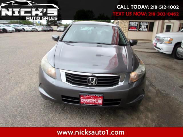 2008 Honda Accord EX Sedan AT