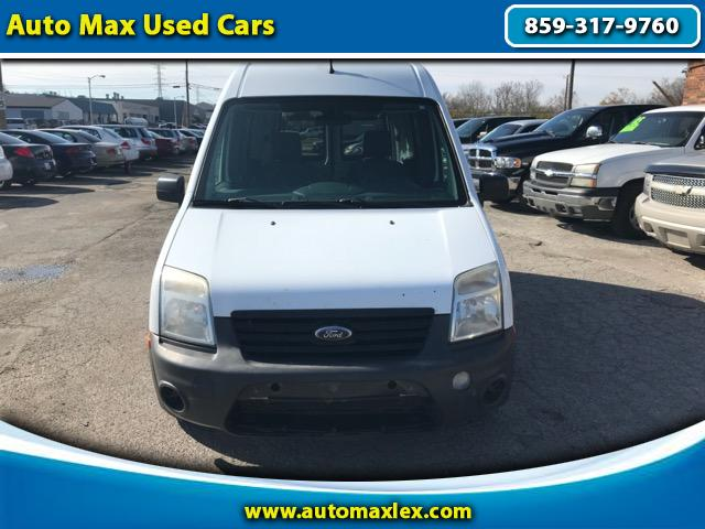 "2011 Ford Transit Connect 114.6"" XLT w/side & rear door privacy glass"