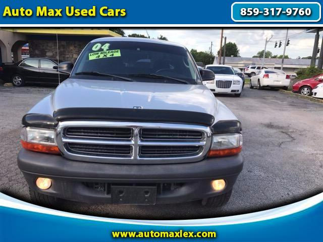 2004 Dodge Dakota SXT Club Cab 4WD