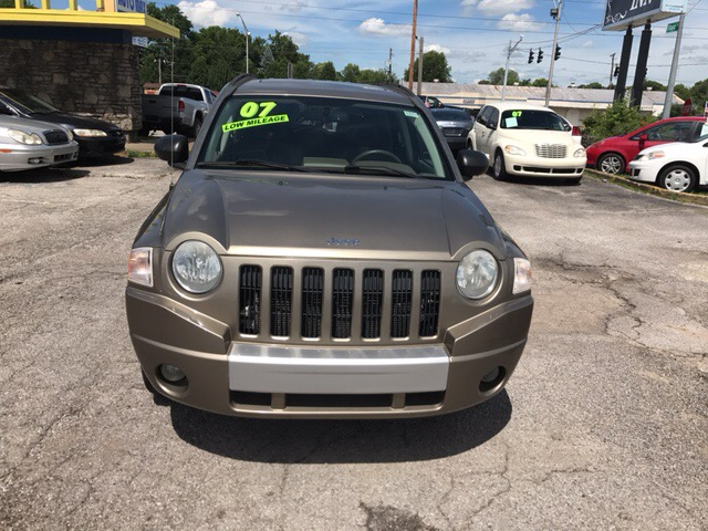 2007 Jeep COMPASS SP