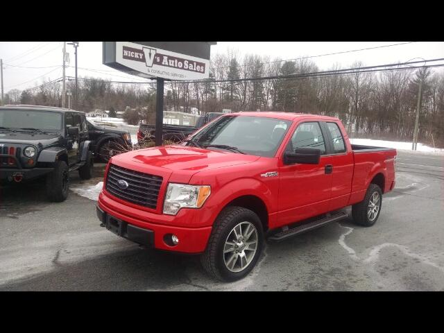 2014 Ford F-150 STX SuperCab 6.5-ft. Bed 4WD