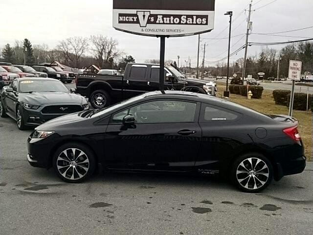 2013 honda civic coupe si for sale in albany ny cargurus. Black Bedroom Furniture Sets. Home Design Ideas