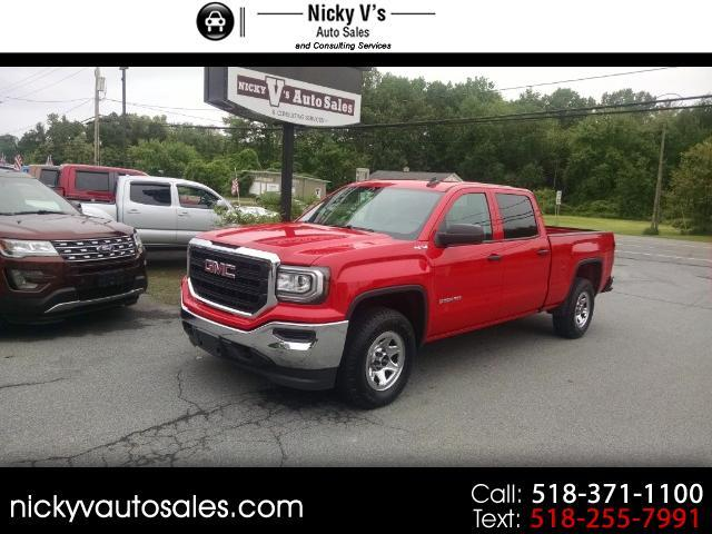 2016 GMC Sierra 1500 Base Crew Cab Short Box 4WD