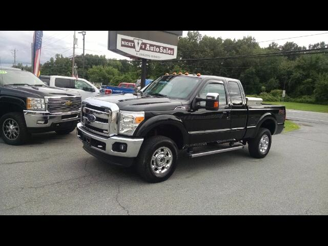 2013 Ford F-350 SD Lariat SuperCab 4WD