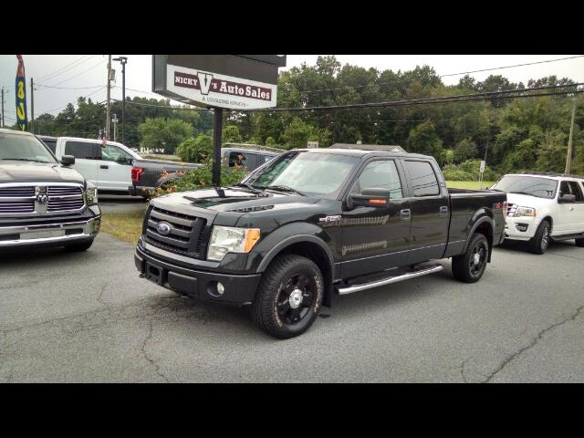 2010 Ford F-150 FX4 SuperCrew 6.5ft Bed 4wd
