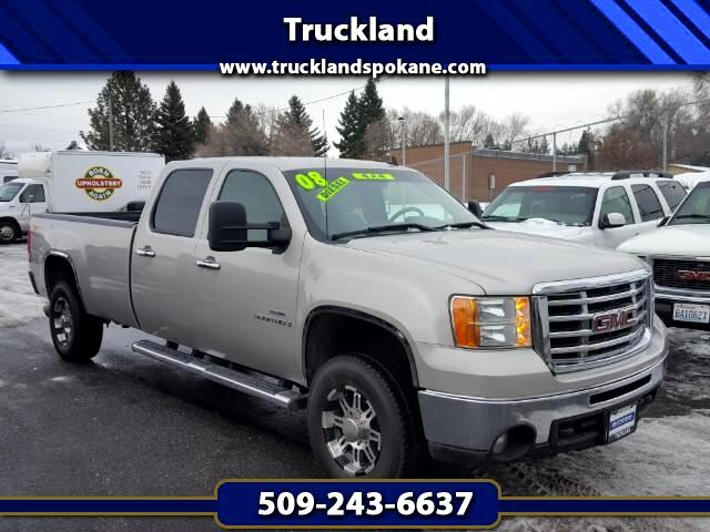2008 GMC Sierra 3500HD SLE Crew Cab Long Box 4WD