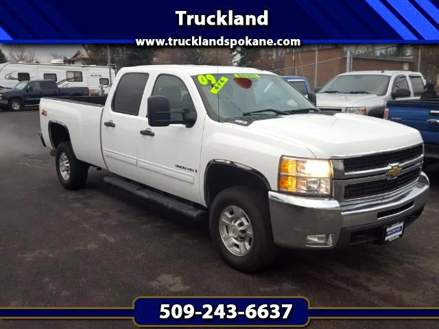 2009 Chevrolet Silverado 3500HD LT Crew Cab Long Box 4WD