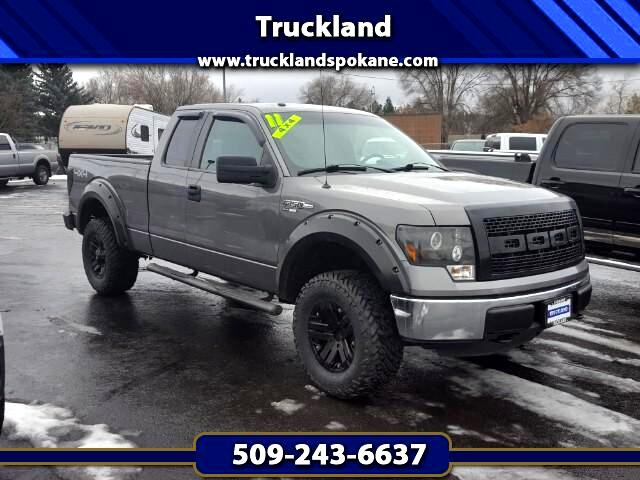 2011 Ford F-150 XLT 6.5-ft. Bed 4WD