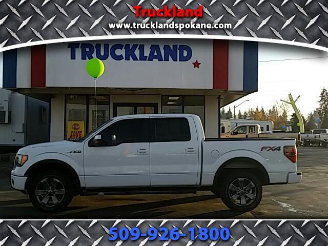 2012 Ford F-150 for sale in Spokane