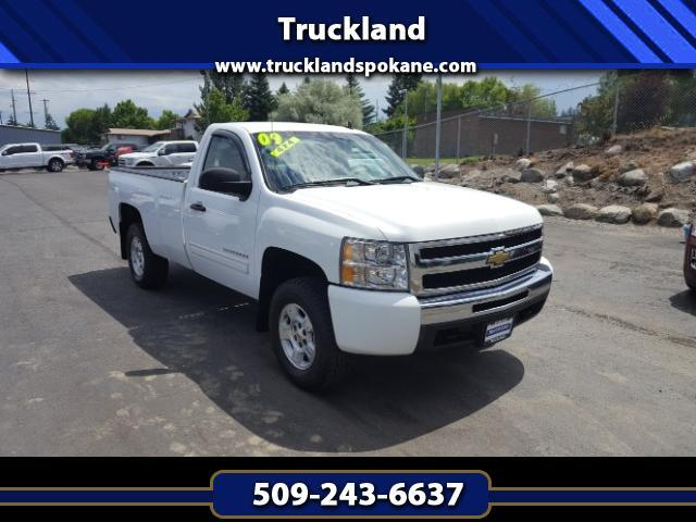 2009 Chevrolet Silverado 1500 Regular Cab Long Bed 4WD