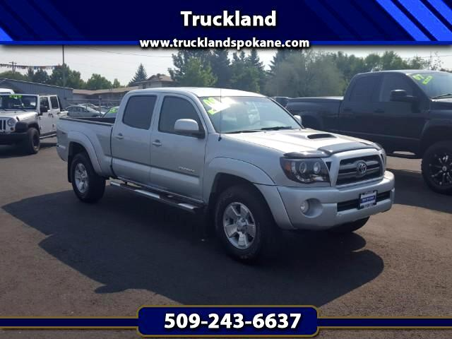 2009 Toyota Tacoma SR5 Double Cab Long Bed V6 5AT 4WD