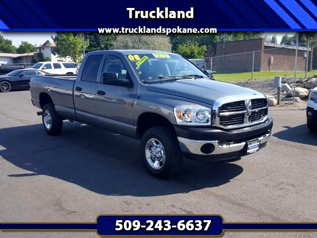 2008 Dodge Ram 2500 SXT Quad Cab Long Bed 4WD