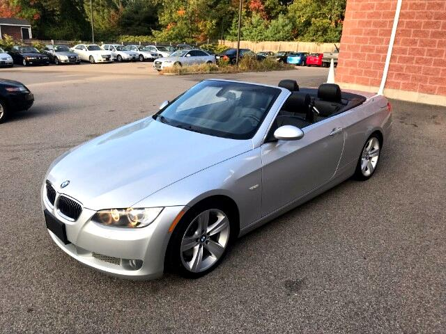 2008 BMW 3-Series 335i Hardtop Convertible