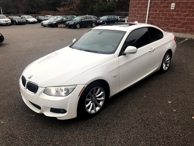 2011 BMW 3-Series 328i xDrive Coupe M Sport