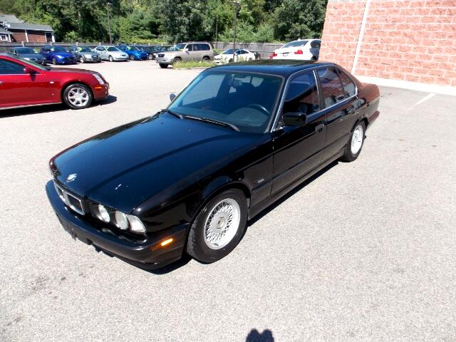 1995 BMW 5-Series 540i