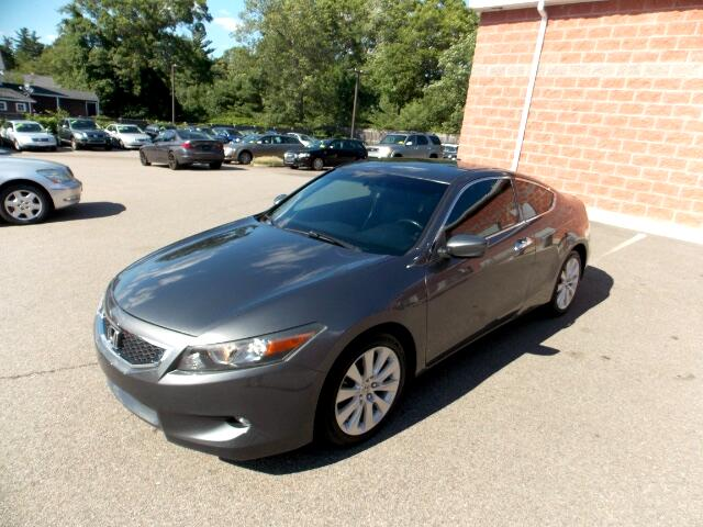 2010 Honda Accord EX-L V-6 Coupe 6-Speed with Navigation
