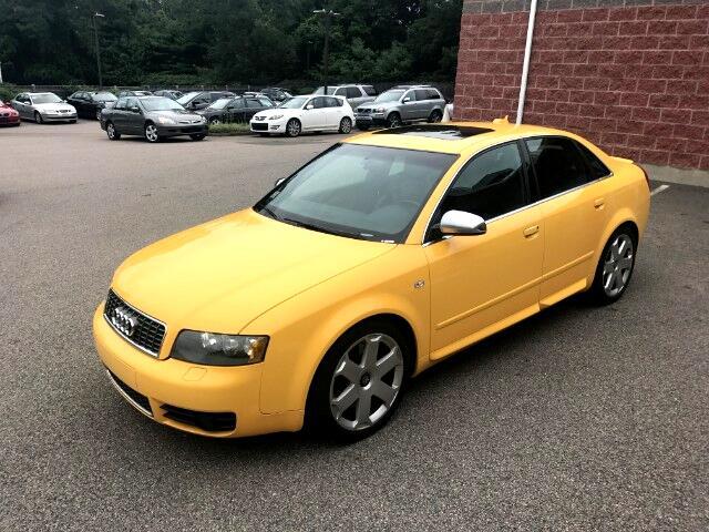 2005 Audi S4 Sport Sedan