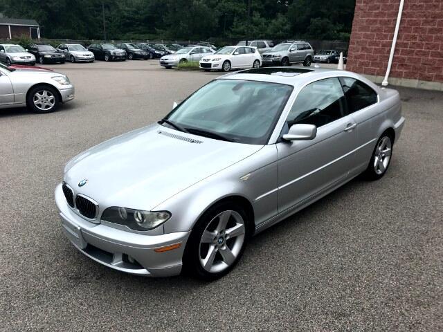 2005 BMW 3-Series 325Ci coupe