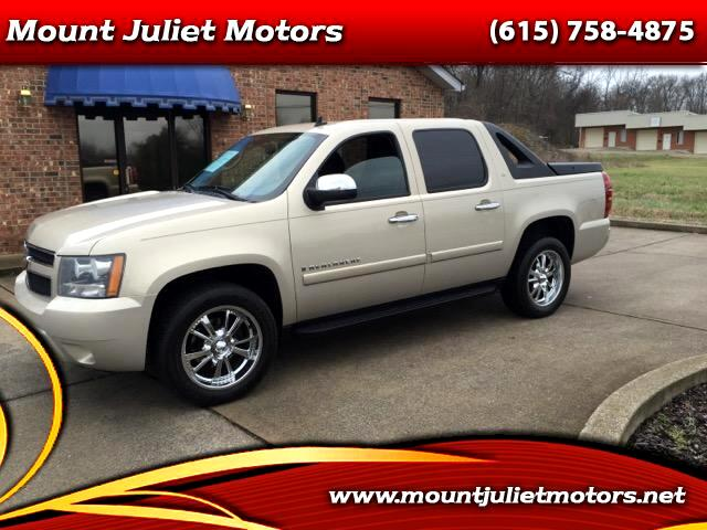 used 2008 chevrolet avalanche sold in mount juliet tn