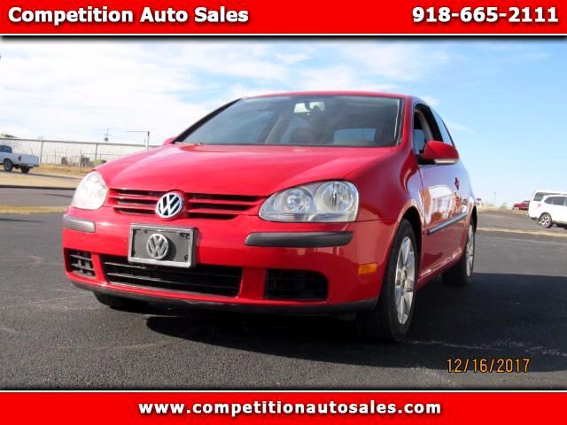 2007 Volkswagen Rabbit 2-Door